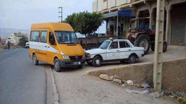 صورة: خطير.. عصابة برلماني بالناظور تحتجز سائق طاكسي لساعات طويلة بإعزانن