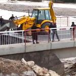 Un pont de 19 millions inaugure il y a 4 mois ne résiste pas a une première crue ( Vidéo )