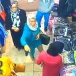 Souriez, mesdames les voleuses, vous êtes filmées ( Vidéo )