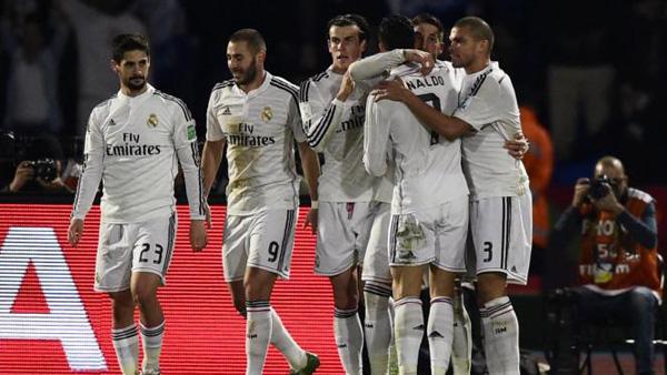 Le Real Madrid remporte le Mondialito par 2 à 0