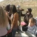 Cisjordanie : Jana, 8 ans, filme les tensions avec les Israéliens