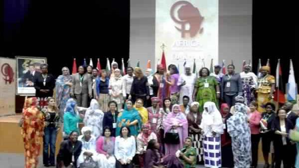 Forum Crans Montana des Femmes Africaines à Dakhla : syncope chez les algéro-polisariens !