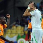 L'Algérie éliminée, la presse nationale sous le choc