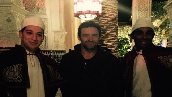 Wolverine: Hugh Jackman remercie le Maroc