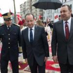 Rencontre, le 9 février, entre Mohammed VI et François Hollande