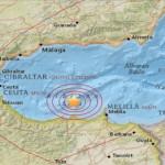 Secousse tellurique de magnitude 5,8 degrés au large de Nador et Al Hoceima