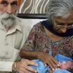 Une femme de 70 ans donne naissance à son premier enfant en Inde