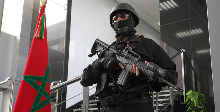 Terrorisme arrestation saidia d un membre de daech for Algerie ministere interieur