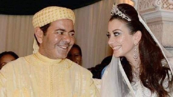 mariage du prince moulay rachid naissance dans le foyer du prince moulay rachid - Mariage Lalla Soukaina