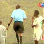 Un arbitre sénégalais arrête un match pour rompre le jeûne ( Vidéo)