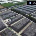 Voir les déchets volumineux italiens en attente pour être expédiées pour le Maroc (Vidéo)