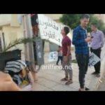 Voir la vidéo: Pour la première fois les jeunes gens du quartier Taouima ont décidé de boycotter l'élection le 7 octobre, et expulsé les candidats du quartier …