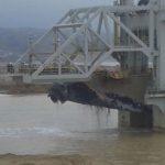 Avancement des travaux du port Nador West Med à Bouyafar : Vidéo