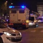 Attaque des Champs-Elysées à Paris
