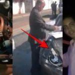 La famille à laquelle appartient l'ivrogne qui a mis en colère les Marocains« est né Al Facouche »