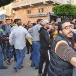 Un rassemblement rifain a été agressé aujourd'hui à Nador par les forces du makzane et les voyous