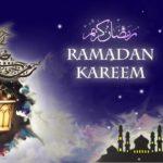 Le 1er jour du mois de Ramadan a été fixé au samedi 27 mai