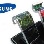 La firme Samsung dévoile enfin son écran étirable