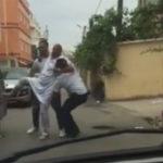 kidnapping de l'avocat Mohsen Amara devant la porte d'entrée de sa maison (Vidéo)