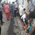 Des manifestants «gazés» par les forces de l'ordre à Al Hoceima