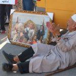 Bouyafar: Vieil homme de 87 ans qui pleure et crie à l'injustice de la part de Mohamed Aberkene
