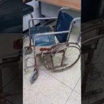 Scandale: Hôpital Hassani et ces fauteuils roulants qu'il fournie aux patients