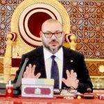SM Mohammed VI condamne les attaques terroristes en France