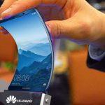 Le smartphone Huawei pliable déjà prêt pour 2018