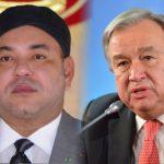 Palestine : le roi Mohammed VI se montre inquiet dans un message à Antonio Guterres