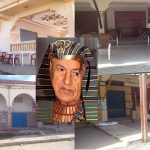 Le roi de Bouyafar Mohamed Aberkene oblige les magasin à fermer et venir manifester contre le Caid
