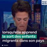 La journaliste Rachel Maddow fond en larmes en abordant le sujet des enfants migrants dans les cages