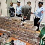 19 policiers et hauts responsables impliqués dans un trafic international de drogue