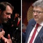 Mélenchon demande la démission de Castaner depuis la tribune de l'Assemblée nationale